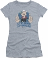 Popeye juniors t-shirt To The Finish athletic heather