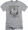 Popeye slim-fit t-shirt Forearms mens heather