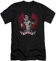 Popeye slim-fit t-shirt Undefeated mens black