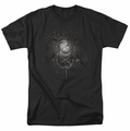 Popeye t-shirt Sailor Heraldry mens black