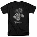 Popeye t-shirt Situation mens black