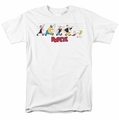 Popeye t-shirt The Usual Suspects mens white