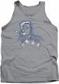 Popeye tank top Back Tat mens heather