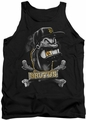 Popeye tank top Brutus mens black