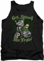 Popeye tank top Get Spinach mens black