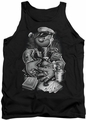 Popeye tank top Mine All Mine mens black