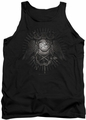 Popeye tank top Sailor Heraldry mens black