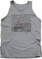 Popeye tank top Sweet Love mens athletic heather