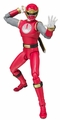 Power Ranger Ninja Storm Red Wind figure S.H.Figuarts action figure