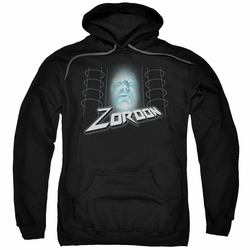 Power Rangers pull-over hoodie Zordon adult black