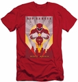 Power Rangers slim-fit t-shirt Red Deco mens red