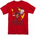 Power Rangers t-shirt Go Red mens red