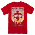 Power Rangers t-shirt Red Deco mens red