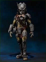 Predator Wolf action figure S.H.MonsterArts