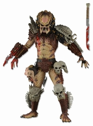 Predators 7 Inch Scale Bad Blood Predator Action Figure