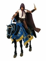 Prince Of Persia Horse Box Set Aksh with Dastan Warrior