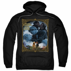 Princess Bride pull-over hoodie Timeless adult black