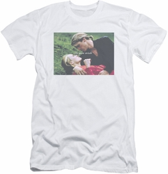 Princess Bride slim-fit t-shirt As You Wish mens white