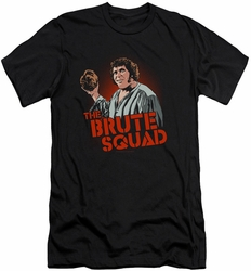 Princess Bride slim-fit t-shirt Brute Squad mens black