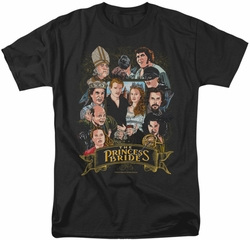 Princess Bride t-shirt Timeless mens black