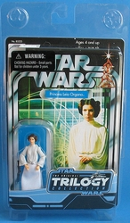 Princess Leia Organa action figure Star Wars OTC