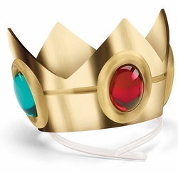 Princess Peach crown accessory