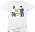 Psych t-shirt Bump It mens white