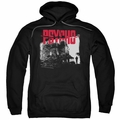 Psycho pull-over hoodie Bates House adult black
