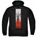 Psycho pull-over hoodie Poster adult black