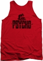 Psycho tank top House On The Hill mens red