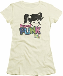 Punky Brewster juniors t-shirt Punk Gear cream