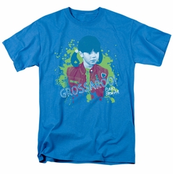 Punky Brewster t-shirt Grossaroo! mens turquoise