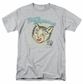 Puss N Boots t-shirt Cats Pajamas mens heather