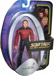 Q action figure Star Trek The Next Generation TNG