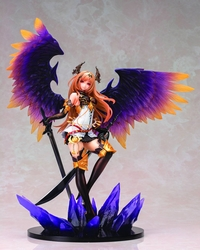 Rage Of Bahamut Dark Angel Olivia Ani-Statue