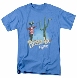 Rango t-shirt Blend In mens carolina blue