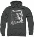 Ray Charles pull-over hoodie Signature Glasses adult charcoal