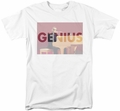 Ray Charles t-shirt Genius Knockout mens white