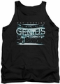 Ray Charles tank top Packed House mens black