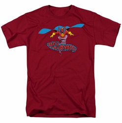 Red Tornado t-shirt DC Comics mens