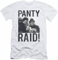 Revenge Of The Nerds slim-fit t-shirt Panty Raid mens white