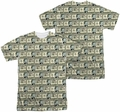 Richie Rich mens full sublimation t-shirt Millions