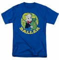 Richie Rich t-shirt Baller mens royal blue