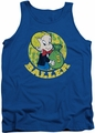 Richie Rich tank top Baller mens royal blue