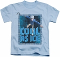 Rise Of The Guardians kids t-shirt Jack Frost light blue