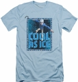 Rise Of The Guardians slim-fit t-shirt Jack Frost mens light blue