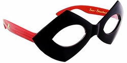 Robin Mask SunStaches Sunglasses