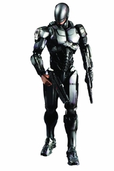 Robocop Play Arts Kai Robocop Version 1.0 Action Figure