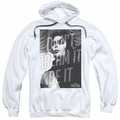 Rocky Horror Picture Show pull-over hoodie Be It adult White