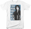 Rocky Horror Picture Show t-shirt Face Ache mens white
